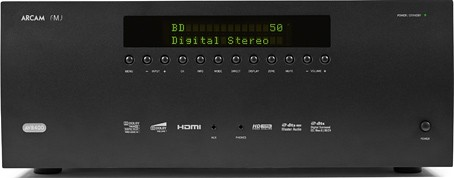 Upgrade to Arcam AVR400 and get £500 off