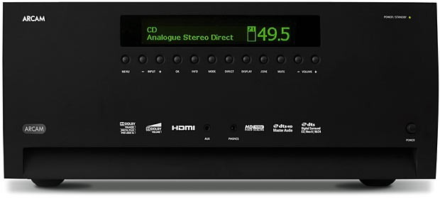 Arcam Trade-in offer AVR 750