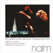 Iona Brown & The Norwegian Chamber Orchestra: Grieg, Tippett, Beethoven