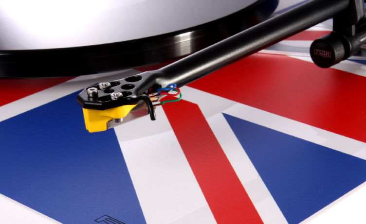 RP3 (with Elys cartridge) - Union Flag Ed