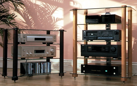 Stands Unique Hi-Fi Racks